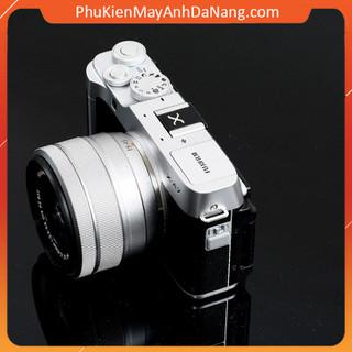 Hotshoe che chân flash máy ảnh Fujifilm Kim Loại khắc chữ X [ĐƯỢC KIỂM HÀNG] 43917712 - 43917712 thumbnail