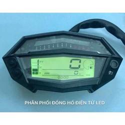 Đồng hồ điện tử xe máy T1000 gắn các loại xe máy-Công tắc chuyển đổi