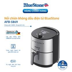 Nồi chiên không dầu điện tử BlueStone AFB-5869 (3,2 Lít ) - Hàng chính hãng - AFB-5869