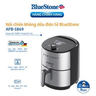 Nồi chiên không dầu điện tử BlueStone AFB-5869 (3,2 Lít ) - Hàng chính hãng - AFB-5869 thumbnail