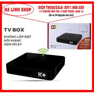 K+ TV BOX và 3 tháng thuê bao - Chính Hãng - xem Ngoại Hạng Anh, Laliga, C1 độc quyên, trên 100 kênh giải trí - k+tvbox3 tháng thumbnail