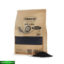Gạo Nếp Cẩm 2kg - nguyên liệu làm sữa chua