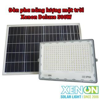 Đèn pha năng lượng mặt trời Xenon Deluxe cao cấp chính hãng DL03-300W - DL03-300W thumbnail