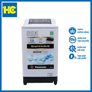 Máy giặt lồng ngang Panasonic NA-F100A4HRV  - Miễn phí vận chuyển & lắp đặt - Bảo hành chính hãng