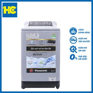 Máy giặt lồng ngang Panasonic NA-F85A4GRV - Miễn phí vận chuyển & lắp đặt - Bảo hành chính hãng