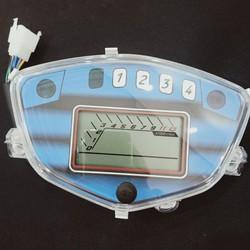 Đồng hồ điện tử dành cho xe SIRIUS-Ốc Chân gương