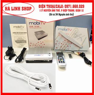 Bộ đầu thu mobitv và anten - Tặng 1 tháng thuê bao gói cao cấp - Xem 100 kênh truyền hình cao cấp - VIVATV thumbnail