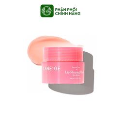 Mặt nạ ngủ môi Laneige Berry Lip Sleeping Mask 3gr