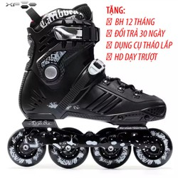 Giày trượt patin Weiqui DLS FX1 Cao Cấp - Giày Patin Trượt Chuyên Nghiệp Dành Cho Thanh Thiếu Niên Người Lớn