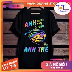 [GIÁ GÓC] TCPQ02 - Áo Thun TiCi Phản Quang  Anh Không Làm Gì Đâu, thời trang sinh viên học sinh cao cấp thời trang cao cấp