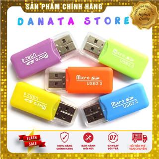 Bộ 5 đầu đoc thẻ nhớ mini MicroSD (Giao màu ngẫu nhiên) - 9556730 thumbnail
