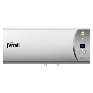 Bình tắm nóng lạnh Ferroli VERDI-15SE 15L (Trắng) - Miễn phí vận chuyển - Bảo hành chính hãng - HC Home Center