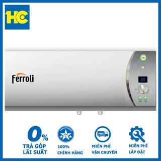 Bình tắm nóng lạnh Ferroli VERDI-20SE 20L (Trắng) - Miễn phí vận chuyển - Bảo hành chính hãng - HC Home Center