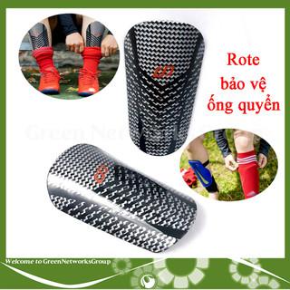 Rote ba o vê ô ng quyê n ống đồng vân Carbon CP SPORT Shin Guards (Made in Việt Nam) Greennetworks - 0101070200546 thumbnail