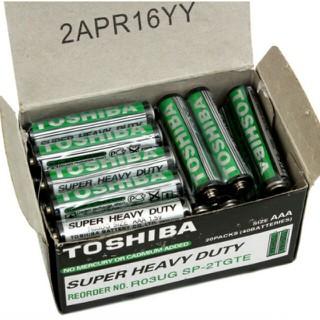 Combo 3 Cặp Pin Toshima AA (6 Viên) - PTSMAAA thumbnail