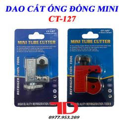 DAO CẮT ỐNG ĐỒNG MINI CT 127