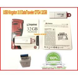 USB Kingston-3.0 DataTraveler DTG4 32GB