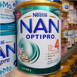 Sữa Bột NAN Optipro 4 1,7kg mẫu mới