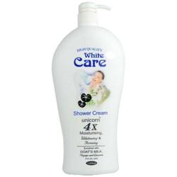 Sữa Tắm Dê White Care 4X