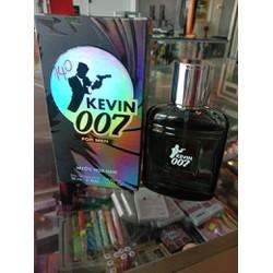 nước hoa nam KEVIN 007