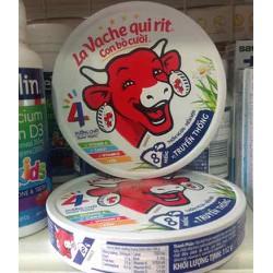 Phô mai con bò cười hộp 8 miếng vị truyền thống