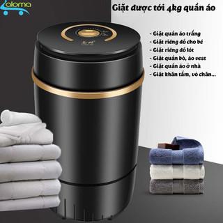 Máy giặt mini DEKE XPB-66 tiết kiệm điện nước cho sinh viên và em bé, giặt riêng đồ trắng đồ lót đồ cho bé. - Máy giặt mini DEKE XPB-66 thumbnail