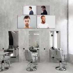 Mẫu tóc đẹp dành cho tiệm tóc nam, hair, salon…