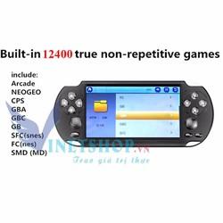 Máy Chơi Game X9 Cầm Tay đa năng PSP X9S và X12 BẢN 8GB VÀ 16GB