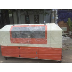 Máy dán hộp bằng keo nóng chảy, máy dán hộp bánh, hộp cà phê, hộp thủy hải sản, hộp trà, hộp giấy các loại bằng keo gia nhiệt