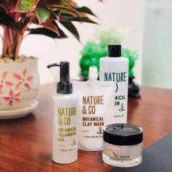 Bộ mỹ phẩm chăm sóc da mặt chuyên sâu chính hãng từ Nhật Bản - VHADAKIN