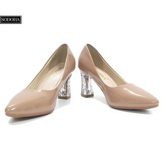Giày Cao Gót Nữ , giày nữ thời trang SODOHA SDH535 - SDH535 thumbnail