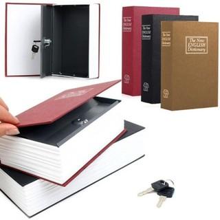 Két Sắt Hình Quyến Sách Loại Lớn (18x11.5x5.5cm) - wsasas thumbnail