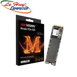 SSD HIKVISION MINDER 128GB NVME M.2 PCIe GEN3X4