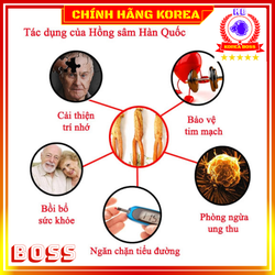 Nước hồng sâm KGC Cheong Kwan Jang thượng hạng, hộp 30 gói - Tăng đề kháng, chống lão hóa, phòng ngừa ung thư, koreaboss [ĐƯỢC KIỂM HÀNG] 44377811