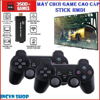 Máy Chơi Game 4 nút Game Stick 4k HDMI 4K Mới nguyên seal - Tặng Kèm Thẻ Nhớ TF 64G - 2141_44424225 thumbnail