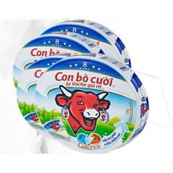 Phô mai con bò cười 8 miếng