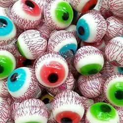 (loại ngon -tặng quà) 1 hộp 40 kẹo dẻo hình con mắt