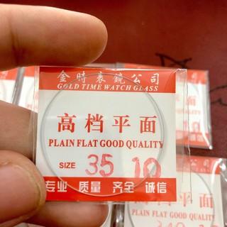 Mặt Kính Thường Dày 1mm Thay Cho Các Loại Đồng Hồ Đeo Tay Size Lớn - 1391_52401383 thumbnail