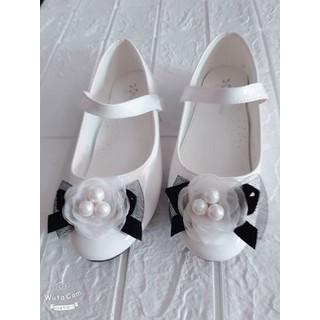 giày búp bê nơ đính ngọc - giày búp bê thumbnail
