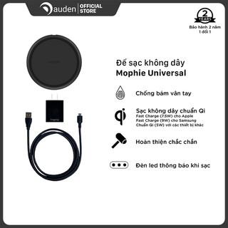Đế sạc không dây Mophie Universal - Sạc không dây đa nền tảng - 848467071870 thumbnail