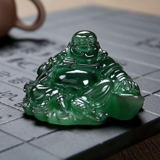 Phật di lặc hoan hỉ đồ chơi bàn trà phụ kiện bàn trà trà đạo - BTPKLinhVat_Dilac thumbnail