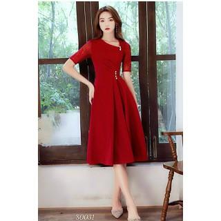 đầm nữ dễ thương - đầm váy nữ 80031 thumbnail