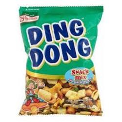 Snack Ding Gong Nhập khẩu Philippines - 26g/túi - Date 29/08/2021