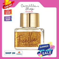Nước hoa vùng kín Follie Inner Perfume - Mẫu Gold Valentine