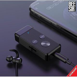 Bộ Thu Âm Thanh Bluetooth 5.0 Hỗ Trợ Khe Cắm Thẻ Nhớ TF, Chỉnh Bass X8 - Bluetooth X8 thumbnail