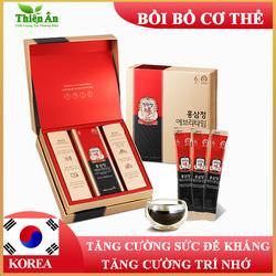 Tinh Chất Hồng Sâm Pha Sẵn KGC Cheong Kwan Jang Everytime Original (10ml x 30 gói)