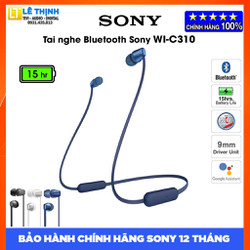 Tai nghe Bluetooth Sony WI-C310 - Hàng chính hãng - Bảo hành chính hãng Sony 12 tháng toàn quốc