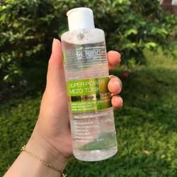 Nước hoa hồng (toner) Bielenda cho da dầu mụn, thâm, lỗ chân lông to
