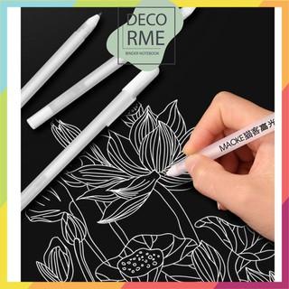 Bút gel mực trắng MAOKE- TOUCHCOOL DecorMe - 3655731917 thumbnail
