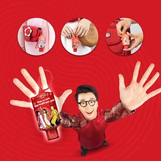 Gel rửa tay khô LIFEBUOY mini Bảo Vệ Vượt Trội 50ML - 4077_44500297 5